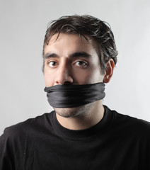 No freedom of speech