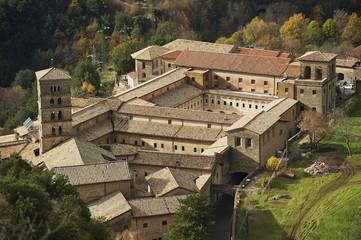 Abbazia territoriale di Subiaco, Santa Scolastica