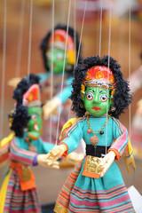 Marionette in Kathmandu,Nepal