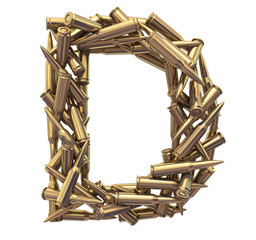 Ammo font