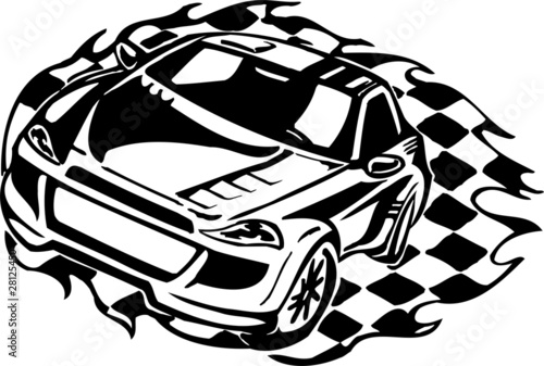 Street Racing Cars Stock Image And Royalty Free Vector Files On