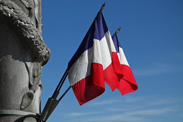 French Tricolours