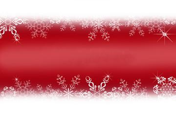Digitally created illustration of Christmas background