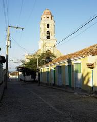 Museo Nacional de la Lucha Contra Bandidos,Trinidad,Cuba