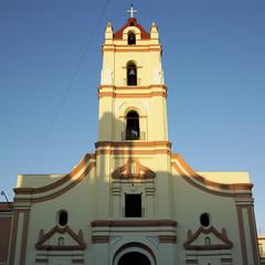 church, Camaguey, Cuba
