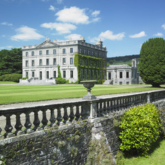Curraghmore House, County Waterford, Ireland