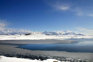 Icy Lofoten