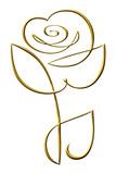 goldene rosen stockfotos und lizenzfreie bilder auf. Black Bedroom Furniture Sets. Home Design Ideas