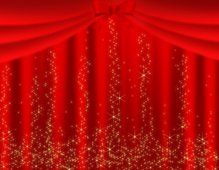 ステージカーテン