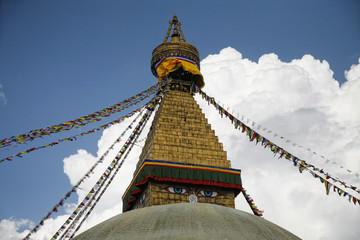 Bodhnath, kathmandu, Nepal