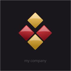 logo entreprise, carreleur