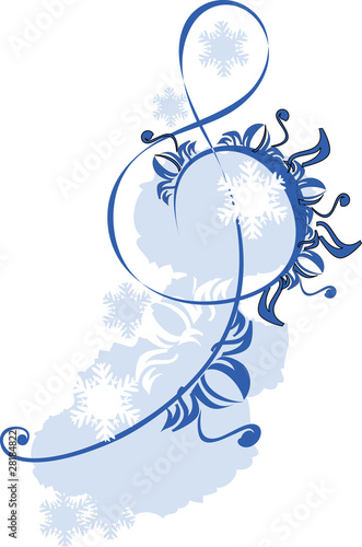 Winter music stock image and royalty free vector files on fotolia winter music voltagebd Images