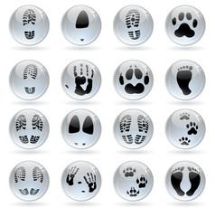 print glossy balls