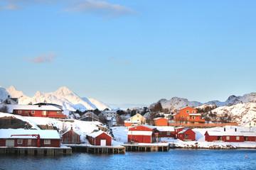 Houses of Ballstad