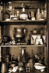 beautiful old objects