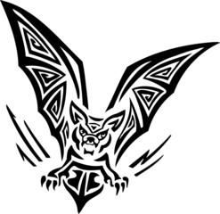 Bat.Tribal Animals.