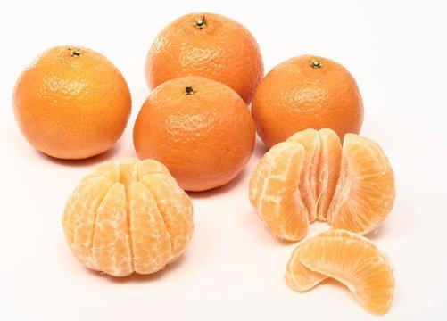 Mandarine - Clementine geschält