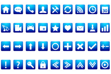 Web Social Developer icons