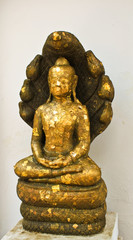 Small Golden Buddha Image