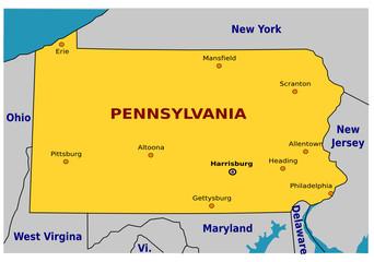 USA - Pennsylvanie