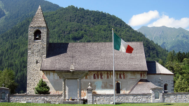 San Vigilio a Pinzolo