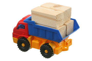 Saw-timbers and the truck