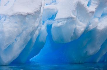 Huge iceberg