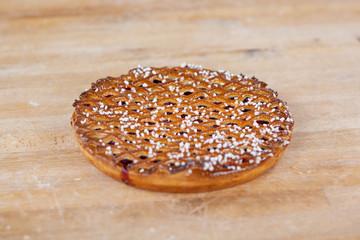 riemchenkuchen mit zucker