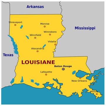 USA - Louisiane