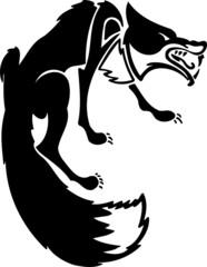 Fox.Tribal Predators.
