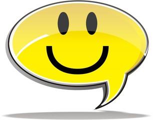 bulle smileys