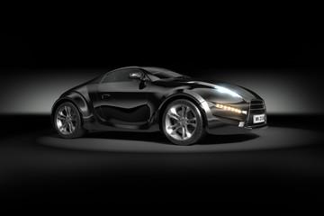 Non-branded concept car