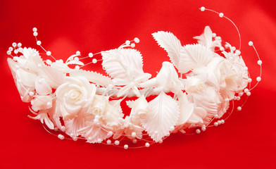 Bride's wreath