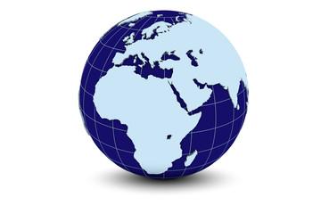 Blue Earth - Europe