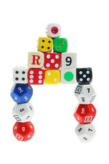 Arrangement of Dice
