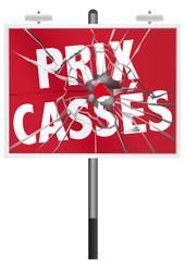 SOLDES_Affiche 4x3 PRIX CASSES