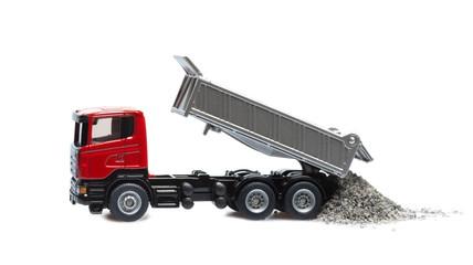toy heavy truck
