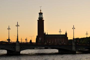 Golden Stockholm