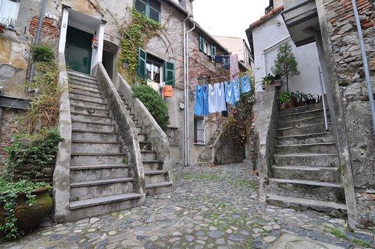 Centro storico Albissola Mare
