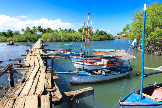 Rio Miel, Baracoa, Cuba