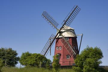 windmühle in schweden