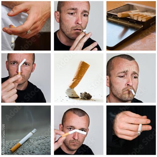 Dépendance à la cigarette