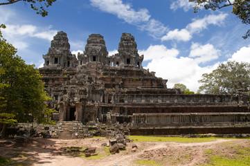Ta Keo at Angkor Wat, Cambodia.