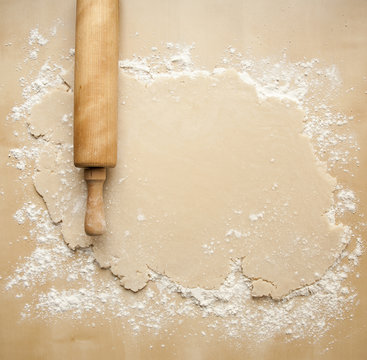 Rolled Out Pie Crust