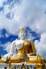 Statue of Buddha @ Chiang Mai 02