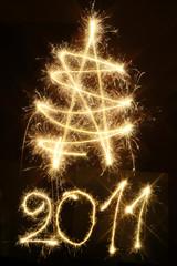 Сaption 2011 and Christmas tree