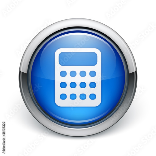 Ic ne calculatrice fichier vectoriel libre de droits sur for Calculette en ligne gratuite