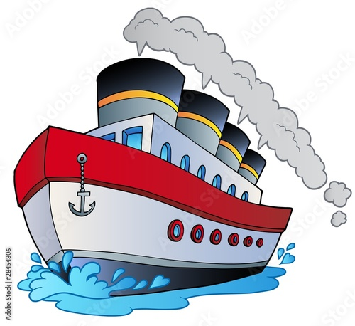 Boat Cartoon Stock Photos amp Pictures Royalty Free Boat