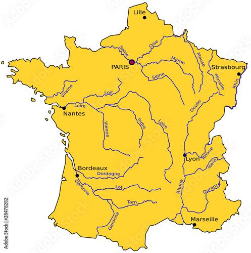 riviere de france - Image