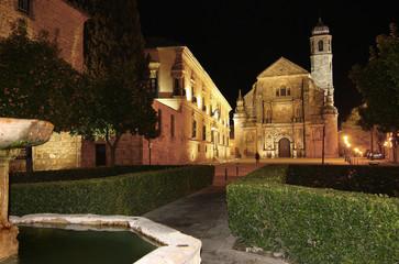 Plaza Vazquez de Molina, Ubeda